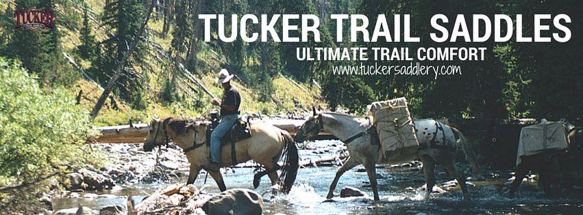 Tucker trail saddles